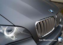 Bmw X5 auto matt folieren
